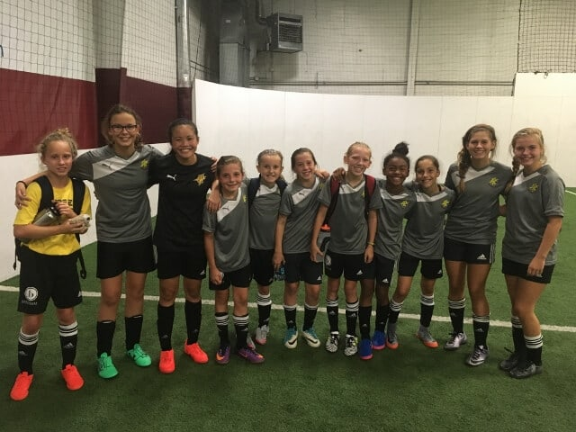 Wake County Soccer Club