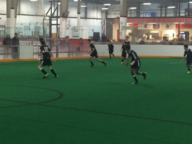 Warriors Elite Summer Indoor Soccer