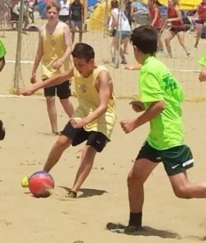 Warriors Elite Sand Soccer